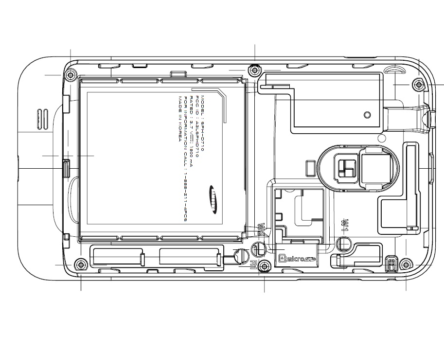 FCC tests Samsung Within (Galaxy S II) with Sprint WiMax bands