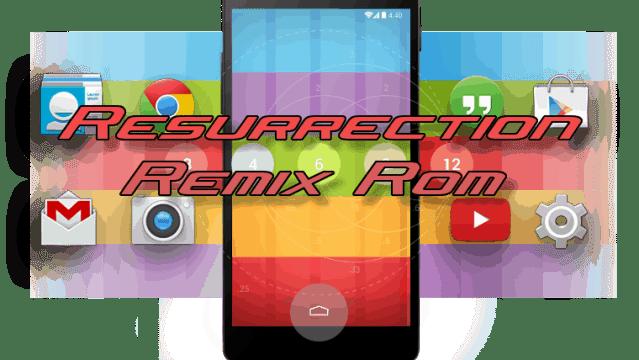 Resurrection Remix v5.3.8 ROM
