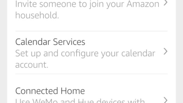 Calendar Services