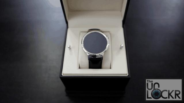Huawei Watch Unboxing