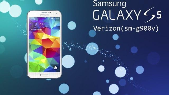 Unroot Samsung Galaxy S5 Verizon