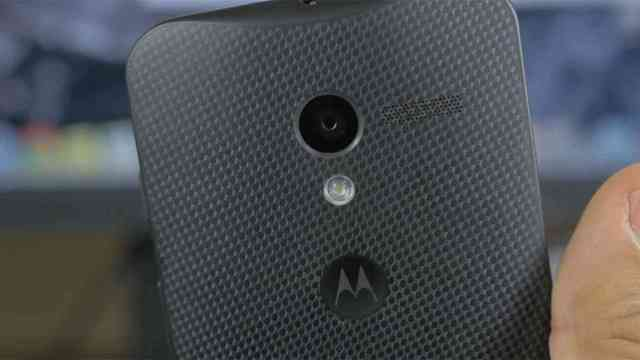 Root Verizon Moto X