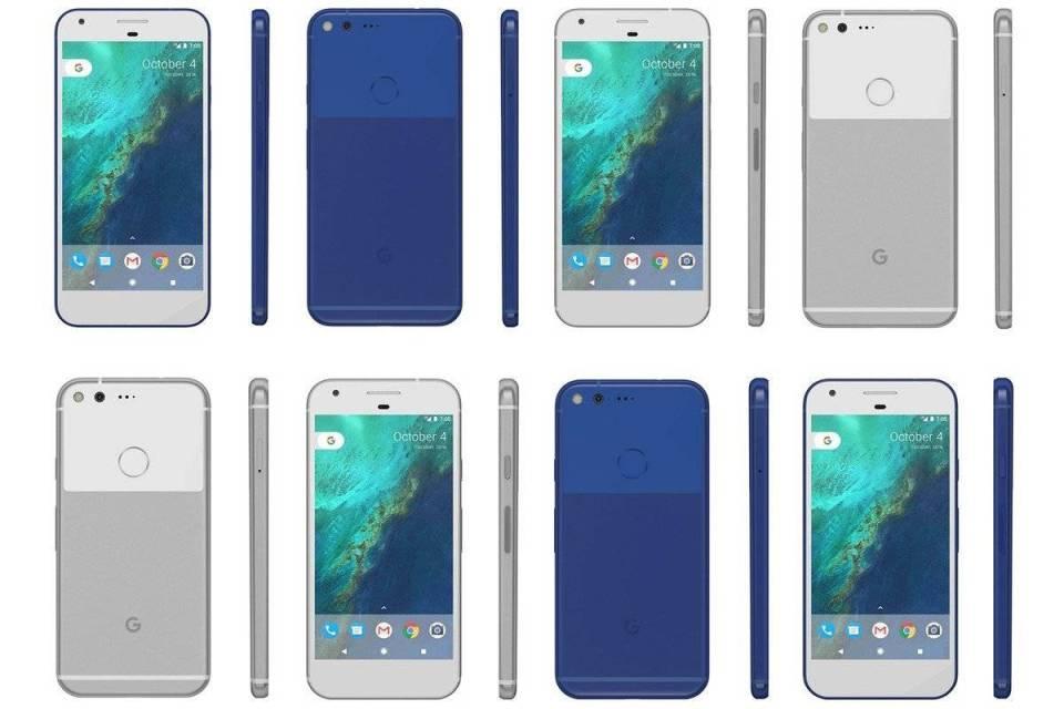 Pixel Colors