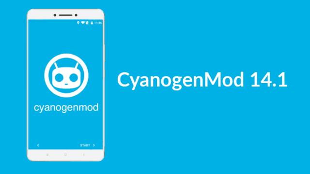 CyanogenMod 14.1 ROM
