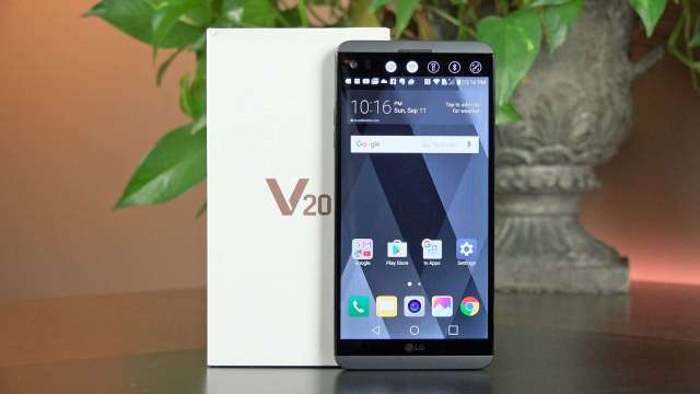 Root the LG V20