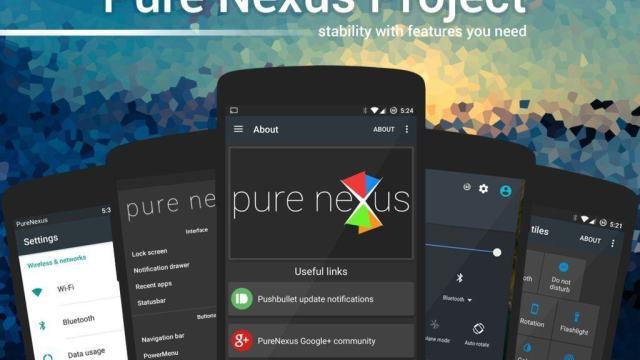Pure Nexus ROM10