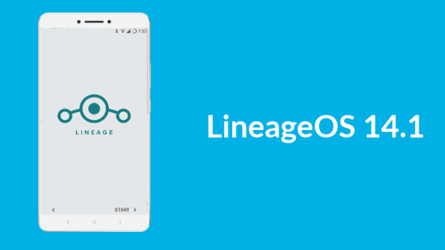 UNOFFICIAL LineageOS v14.1 ROM