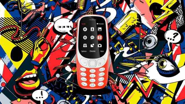 Nokia 3310 Battery Life