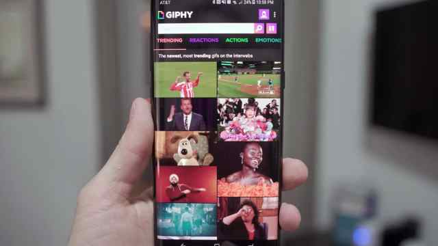 Giphy on S8
