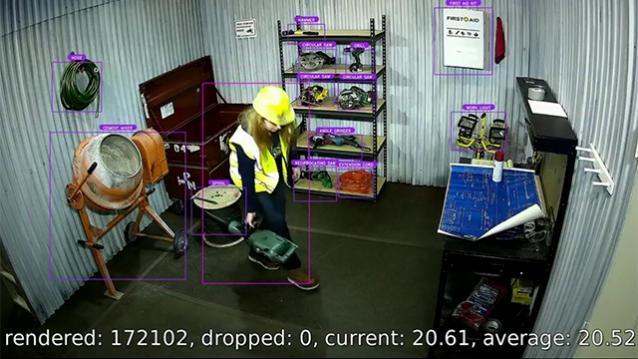 Microsoft AI Powered Cameras