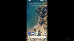 Pixel 2 Homescreen
