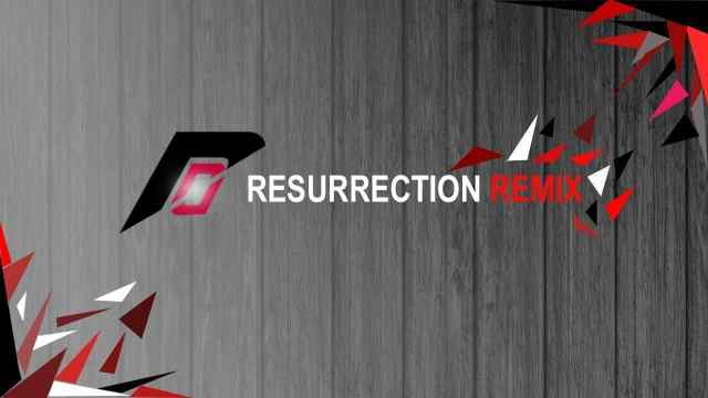 Resurrection Remix-M
