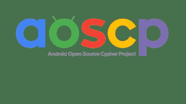 AOSCP CYPHER OS