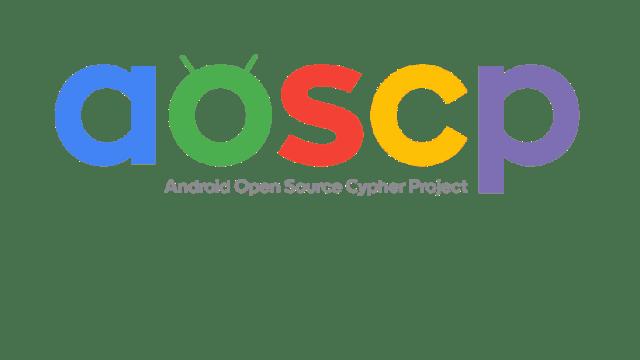 CypherOS AOSCP