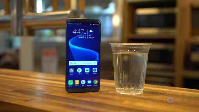 Honor View10 IP Rating