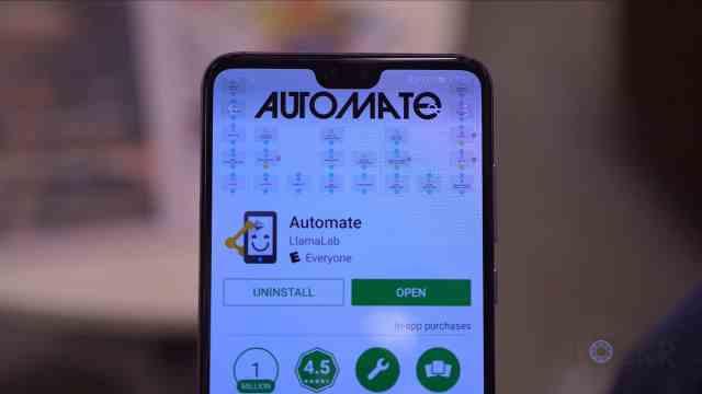 Automate App