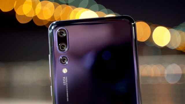 Huawei P20 Pro in Low Light
