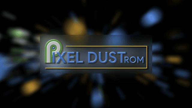 Pixel Dust PIE