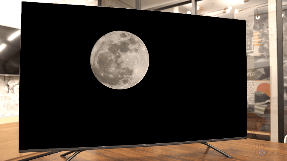 TV Moon OLED