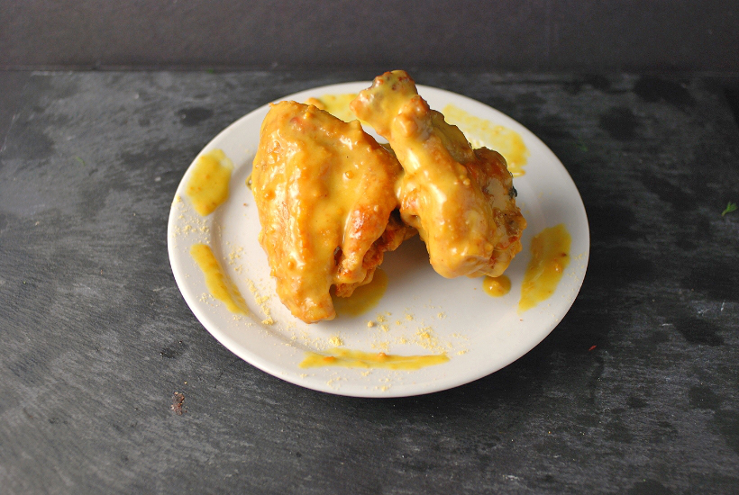 Mustard Wings