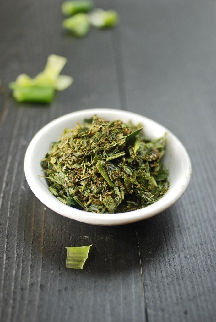 Green Onion Powder 4