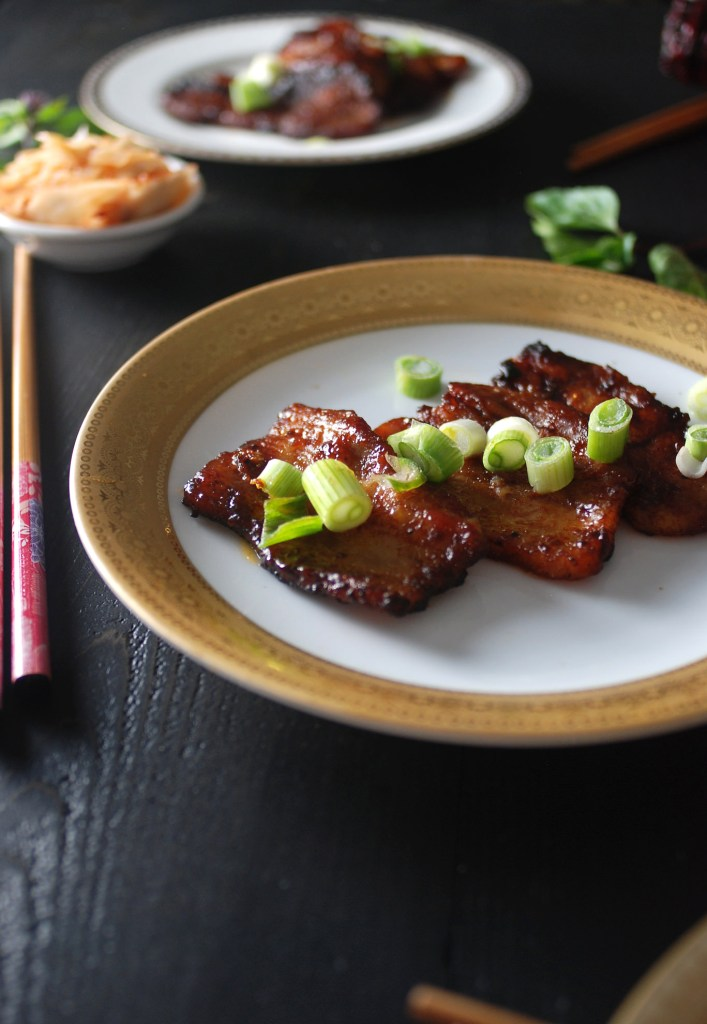 Korean Spicy Pork 5