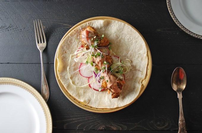 Monkfish Tacos 1