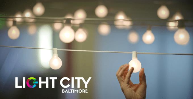 Baltimore – Light City Festival