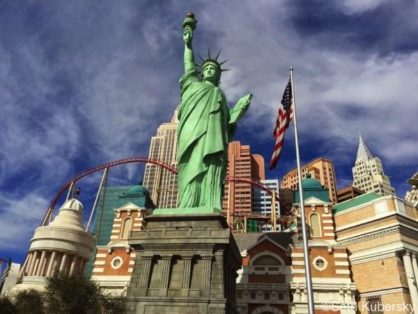 New York Hotel Las Vegas