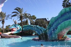 Disney World Swimming Pools