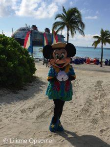 Disney Cruise Dining