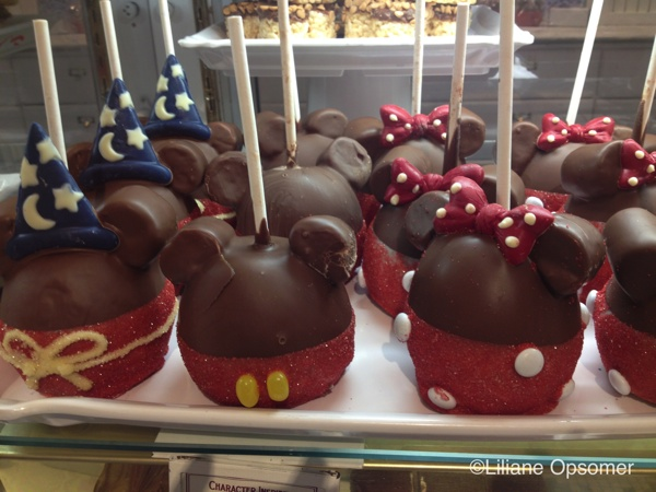 Disney Candy Apple Caramel