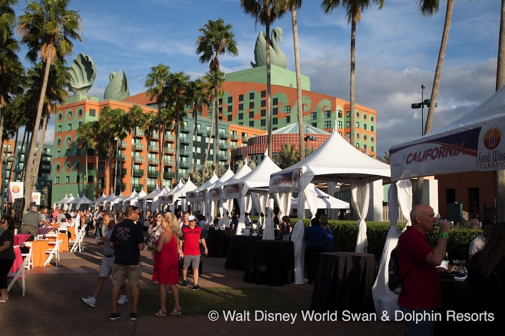 2019 Swan and Dolphin Food & Wine Classic
