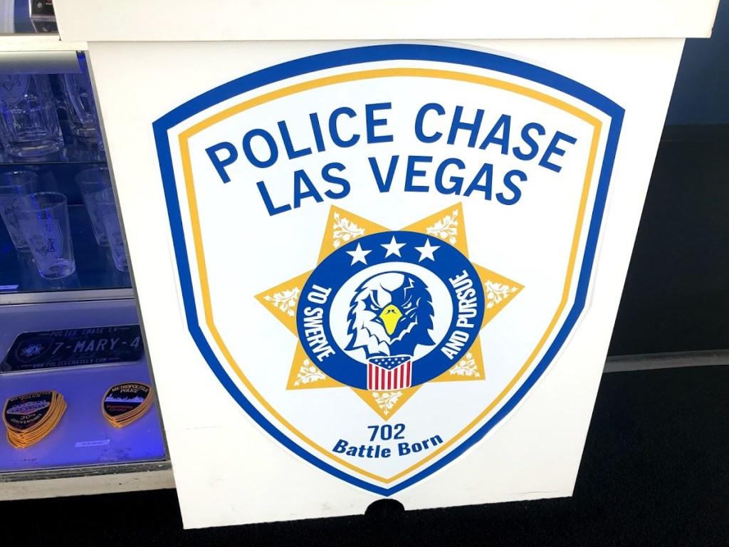 Police Chase Experience Las Vegas logo