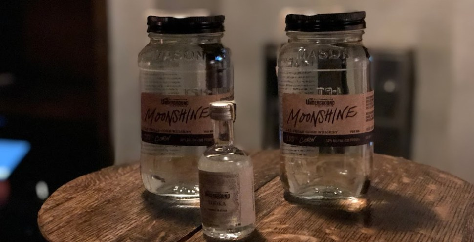 Mob Museum Distillery moonshine featured