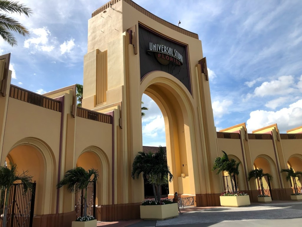 Universal Orlando Parks reopening USF
