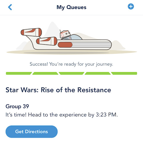 Virtual Queue Rise of the Resistance