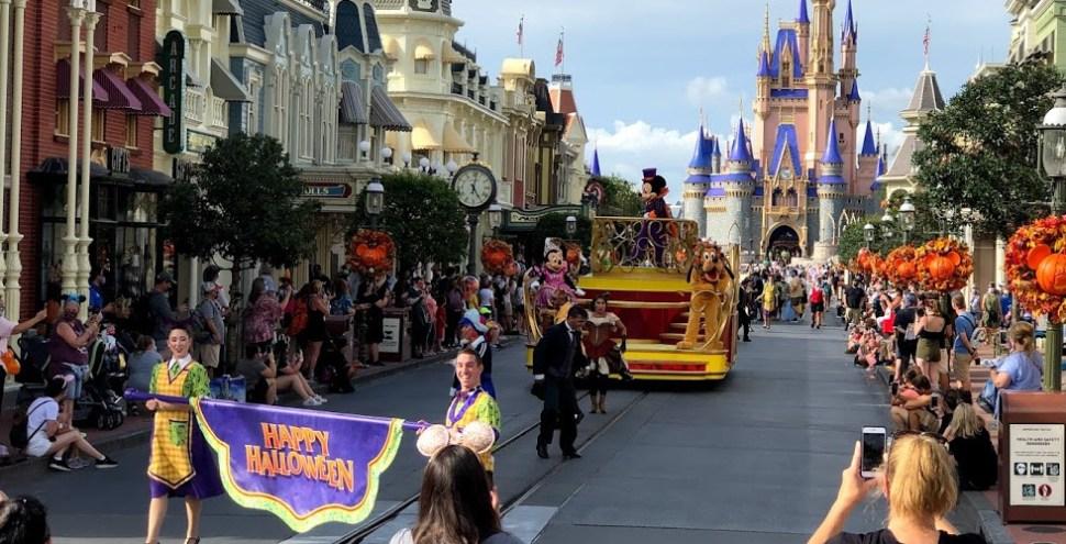 Halloween 2020 Magic Kingdom featured