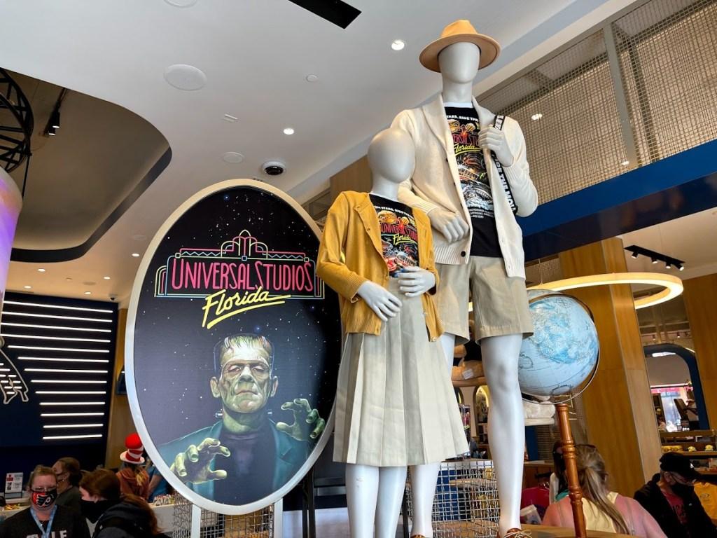 Universal Studios Store CityWalk Orlando interior
