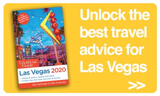 Las Vegas travel books