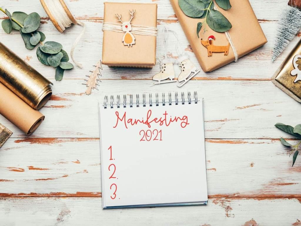 manifesting 2021 journal