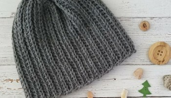 9939e61aacb The Superior Beanie Free Knit Look Crochet Pattern