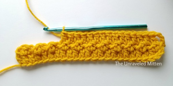 Floret Stitch Crochet Tutorial