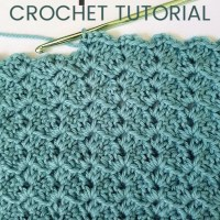 Tulip Stitch Crochet Tutorial