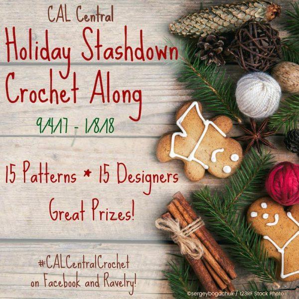 Holiday Stashdown Crochet Along | The Unraveled Mitten