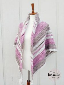 What You Love Shawl | Mother's Day Crochet Pattern Round Up by The Unraveled Mitten