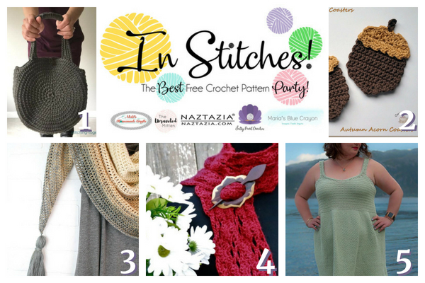 In Stitches Free Crochet Pattern Party 18 The Unraveled Mitten
