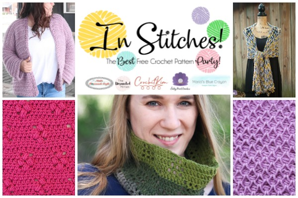 In Stitches #35 | Free Crochet Pattern | The Unraveled Mitten
