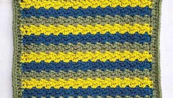 2019 Stash Busting Sampler Afghan Crochet Along | The