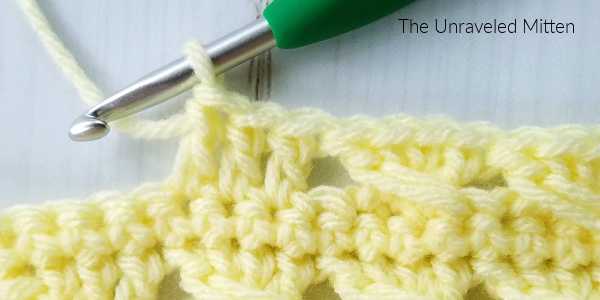 Crossed Cable Sttich | Step 1 | The Unraveled Mitten